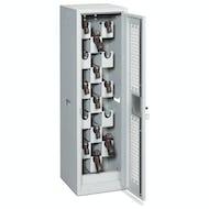 Small TASER Locker With Hinged Door