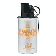 Flameless Tri-Chamber Grenade