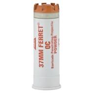 Ferret 37 mm Powder Round