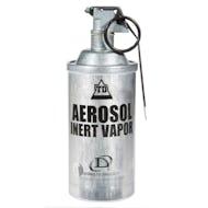 Inert Vapor Aerosol Grenade