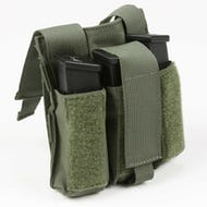 Project 7 Side Arm Mag Pouch, Triple/500D