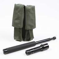 Project 7 Expandable Baton/Flashlight Pouch - Combo/500D