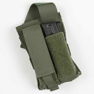 Project 7 UMP 45 Mag Pouch, Double/500D