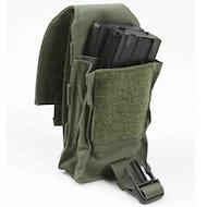 Project 7 M4 Mag Pouch, Stacked, Dual/500D