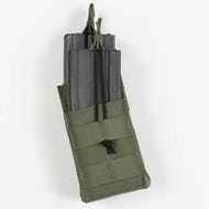 Project 7 M4 Mag Pouch/Staggered, Dual/500D