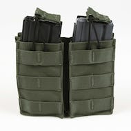 Project 7 M4 Mag Pouch, Double/500D