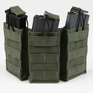 Project 7 M4 Mag Pouch, Triple/500D