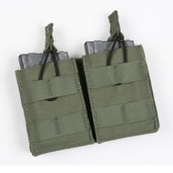 Project 7 M4 Mag Pouch, Short, Double/500D