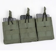 Project 7 M4 Mag Pouch, Short, Triple/500D