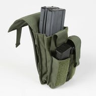 Project 7 M4/Side Arm Mag Pouch, Dual/Double/500D