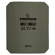 BR01 ICW Type III/IV Tactical Hard Armor Plate