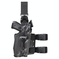 6035 SLS Military Tactical Holster w/ Quick-Release & Light