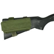 Buttstock Shell Pouch (Holds 6 Shells), Remington 870 & 11/87, Ambidextrous