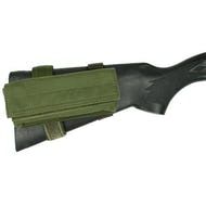 Buttstock Shell Pouch (Holds 6 Shells), Benelli M1 & M3 standard or full stock w/pistol grip, Ambide