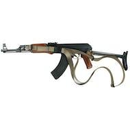 CQB SLINGS AK-47 Folding Stock - Black