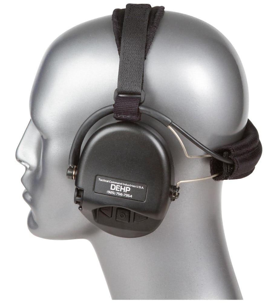 TCI DEHP - TCI's Digital Electronic Hearing Protection :: Website :: AARDVARK