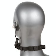 Tactical Throat Microphone Headset Set