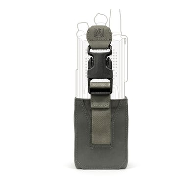 PROJECT 7 UNIVERSAL RADIO w/BUNGEE POUCH